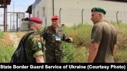 Аташе з питань оборони посольства Федеративної Республіки Німеччини в Україні, полковник Ральф Майер