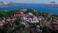 """От днес """"Света София"""" вече е джамия"""