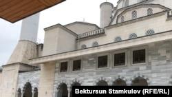 Центральная мечеть.