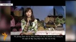 Вьетнамдагы кыргыз кызы
