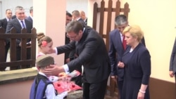 Serbian And Croatian Leaders Meet Aiming To Mend Relations