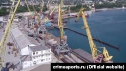 Феодосійський торговельний порт