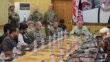 ویدیو: نشست مقامات قندهار پیش از حملهء دیروز