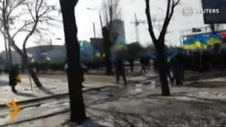 Deadly Bombing Hits Peace March In Kharkiv