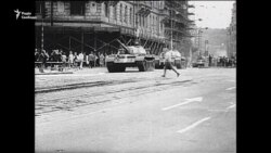 1968 рік. Радянське вторгнення в Чехословаччину