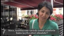 Azərbaycanı xaricdə təmsil edənlərin hansı keyfiyyətləri olmalıdır?