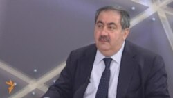 Iraqi Foreign Minister Hoshyar Zebari Interview Part 1/2