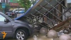 Тайфун «Фітоу» вдарив по Китаю