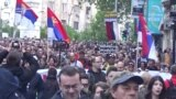 21. protest '1 od 5 miliona' u Beogradu