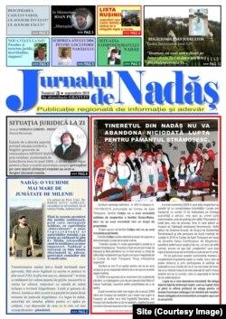 Jurnal de Nadăș nr.3/2019