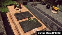 Mormântul Wislawei Szymborska
