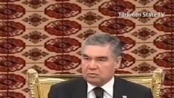 Разрешување на туркменистански начин