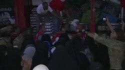 Türkiyə yaraqlılardan təmizlənən şəhərə yardım çatdırır