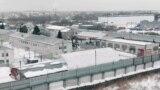 Navalnij's prison (video still)