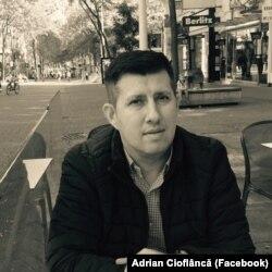 Adrian Cioflâncă, Istoric