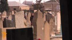 Maştağa məzarlığında yer qıtlığı