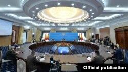 Заседание Совета безопасности. 17 сентября 2020 года.