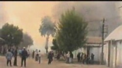 Ethnic Uzbeks Flee Osh, Jalal-Abad
