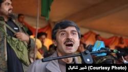 محمد عثمان خان کاکړ د جون پر ۲۱مه د سر زخم له وجې ومړ - انځور له ارشیفه.