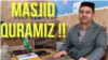 Youtube каналида ўзбекистонлик имом Кореяда масжид қуриш учун ер олинаётгани, бунинг учун эҳсон йиғилаётганини айтган.