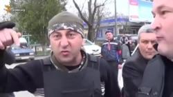 Разоблачение «крымской самообороны» (видео)