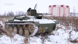 DIY: A Handmade Soviet Tank