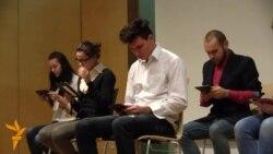 Читка п'єси «Кома» на фестивалі нової драми