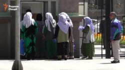 Женщины Калъаи нав просят помощи у Озодаи Рахмон