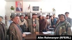 محمد نور رحمانی - شخصی که از سوی تیم ثبات و همگرایی والی سرپل گماشته شده است