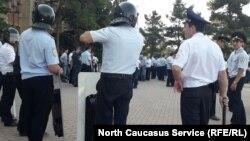 Полиция в Дагестане, архивное фото