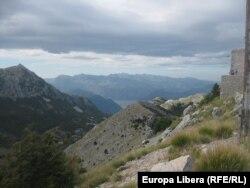Vedere de pe Muntele Lovcen (Foto: E.Galaicu-Păun)