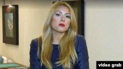 Bugarska novinarka Viktoria Marinova, 1. okobra 2018.