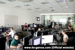 Офіс 4A Games, Мальта