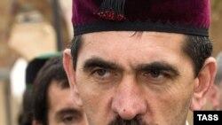 Ingushetian President Yunus-Bek Yevkurov
