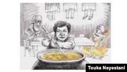 پرسشهای هما سرشار از پیامبران صاحب کتاب در حضور ژاندارک