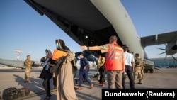 شماری از نیروهای جرمنی در ازبیکستان