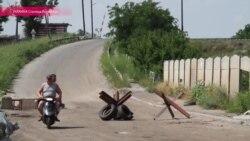 """КПП Луганска - """"анархия мать порядка"""""""