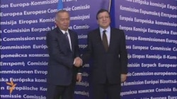 Uzbekistan's President Is In Brussels