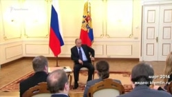 Что Путин говорил о Крыме? Заявления за 10 лет (видео)