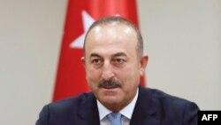 Ministri i jashtëm turk, Mevlut Cavusoglu