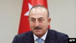مولود چاووشاوغلو، وزیر خارجه ترکیه