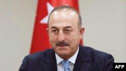 Ministri i jashtëm i Turqisë, Mevlut Cavusoglu