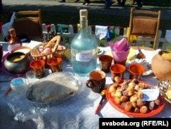 Уяўленьні беларуса пра сваю кухню (архіўнае фота)