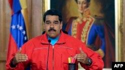 نیکولاس مادورو، رئیس جمهور ونزوئلا