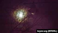 La Simferopol după întreruperea iluminării străzilor