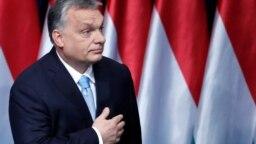 Premierul Ungariei și liderul FIDESZ, Viktor Orban