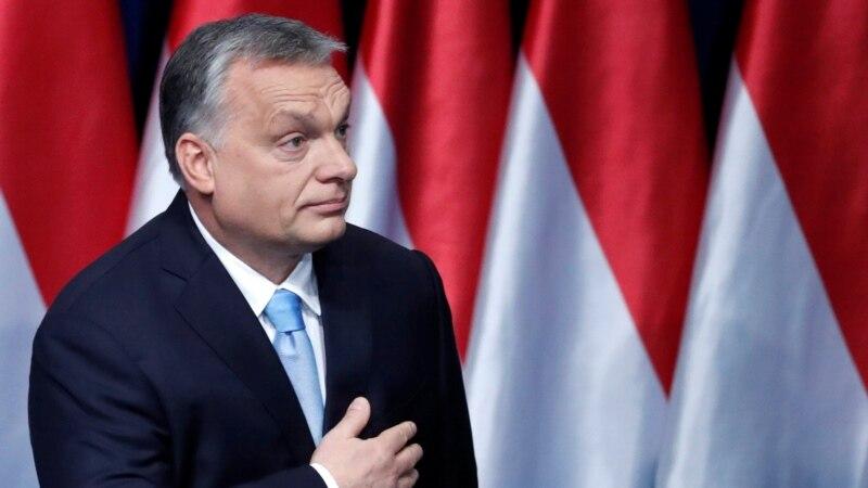 Orban pozvao evropske konzervativce da ne protjeraju njegovu stranku