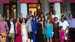 Na crvenom tepihu 18. Sarajevo Film Festivala