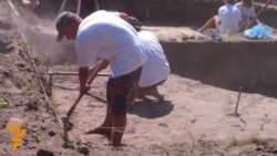 Археологи шукають древлянське поселення