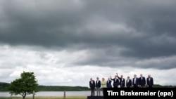 Саміт G8, чэрвень 2013